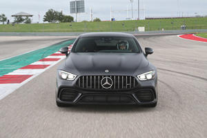 2019 Mercedes-AMG GT 4-Door Coupe First Drive Review: A Class Of One