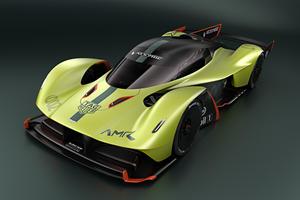 Aston Martin Developing New Turbocharged V6 To Prove Its Engine Mastery