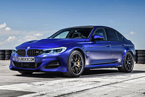 Would Anyone Complain If The Next BMW M3 Looked Something Like This?