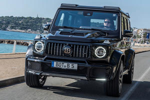 Brabus Turns Mercedes-AMG G63 Into An Absolute Beast
