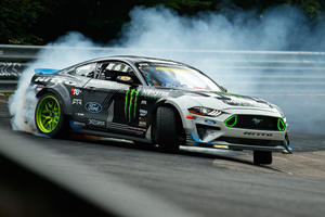 Vaughn Gittin Jr Drifts All 13 Miles Of The Nurburgring