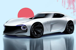 What If Toyota Revived The Gorgeous 2000GT?