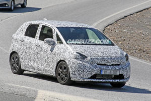New Honda Fit Spied Testing, But Won't Debut Anytime Soon