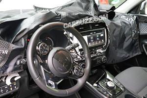 Kia Soul EV Interior Spy Shots Show Nearly 300-Mile Range