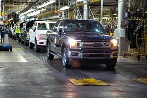 Ford Says Metal Tariffs Have Already Cost Company $1 Billion