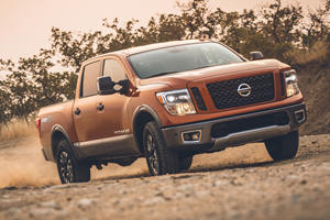2019 Nissan Titan Debuts In Texas With Upgraded Tech