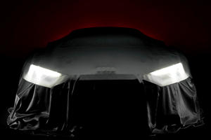 Audi Teases Mysterious New R8 For Paris Motor Show