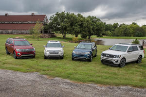 Ford Explorer And Expedition Owners Will Feel Unique With Special Editions