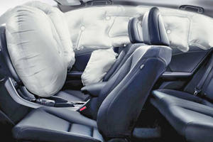 Honda Ready To Fix One Million Cars With Takata Airbags