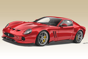 Former Ferrari Executive Dreams Up A Reborn 250 GTO