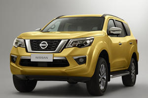 Here's Why The New Nissan Terra SUV Won't Be Sold In The US