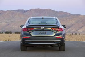 Honda Recalls Insight For Lack Of Hindsight
