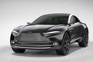 Aston Martin Varekai SUV Will Easily Be Brand's Best Seller