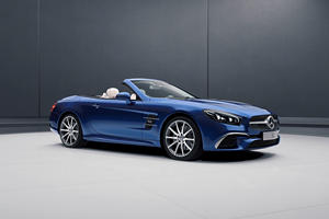 Next Generation Mercedes SL Could Share A Lot With The AMG GT