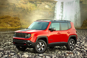 2019 Jeep Renegade Arrives With Tiny 1.3-Liter Turbocharged Powerplant