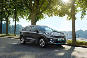 Kia e-Niro Lands In Paris With 300-Mile Range