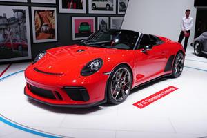 Porsche Speedster Concept Is A Go For Production