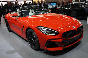 Thank The Porsche 718 Boxster For The New 2019 BMW Z4's Existence