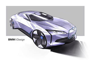 BMW Looks To The Future With Upcoming i4