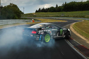 Drifting The Nurburgring In A 800-HP Mustang