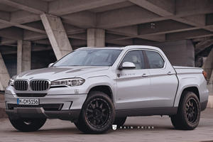 BMW Completely Rules Out Building A Pickup Truck