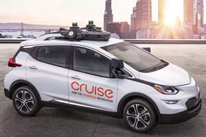 Honda And GM Will Team Up To Build An Autonomous Vehicle