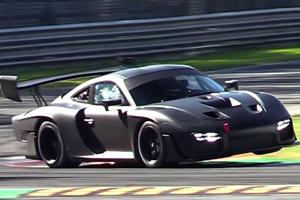 Porsche's Reborn 935 Looks Mean, Sounds Meaner At Monza