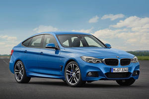 Say Goodbye To The BMW 3 Series Gran Turismo