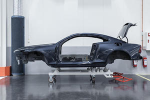 First Polestar 1 Prototypes Enter Production