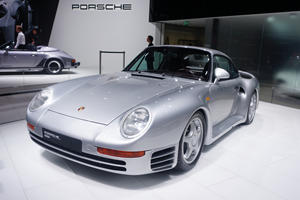 Porsche Brought This Stunning 959 And More Icons To Paris