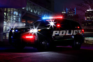 2020 Ford Interceptor Utility Is Officially America's Fastest Cop Car