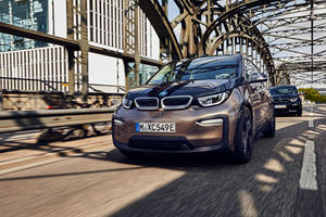 BMW Will Stop Making The Clever i3 Range Extender, Or Will It?