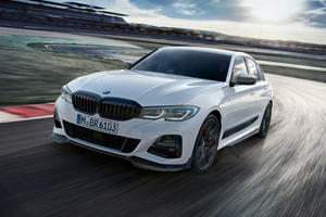 New BMW 3 Series Gets Spiced Up With M Performance Parts