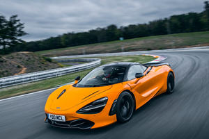McLaren Makes 720S Even More Amazing With New Track Pack