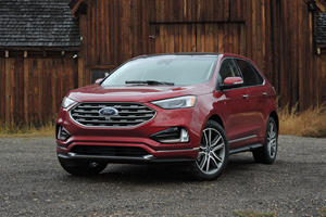 2019 Ford Edge First Drive Review: High Tech Wears A New Face