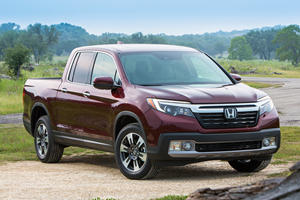 Honda Coming To SEMA With Hardcore Ridgeline Off-Roading Concept