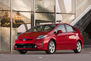 Toyota Recalls 2.4 Million Hybrids That May Stall Out