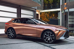 Lexus May Think About Moving Production To China