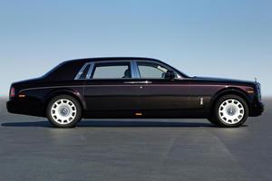 Size Does Matter - Rolls-Royce Phantom Series II EWB for China
