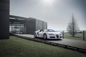One-Off Bugatti Grand Sport Wei Long 2012 Revealed in Beijing