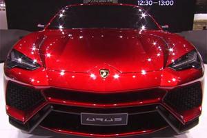 Beyond Pictures: Lamborghini Urus Concept Video Walk-Around