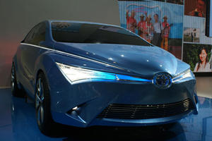 Toyota Brings a Trifecta of Concepts to Beijing