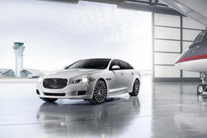 Jaguar XJ Ultimate Finally Revealed in Beijing