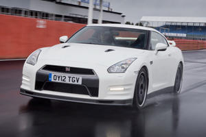 Nissan GT-R Track Pack Edition Arrives in the UK