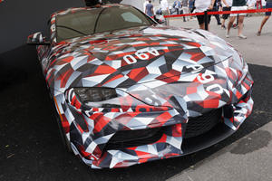 Leaked BMW Parts Guide Reveals New Toyota Supra Details