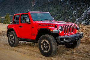 18,000 New Jeep Wranglers Being Recalled For Faulty Frame Welds