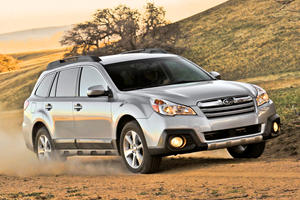 Read This If Your 2010-2014 Subaru Legacy Or Outback Has A Manual Transmission