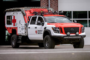 Nissan's Ultimate Service Titan Is Here To Help