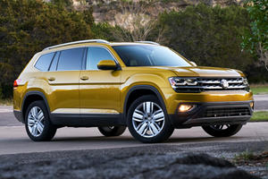 Volkswagen Atlas Now As Synonymous With Tennessee As… Jack Daniels?