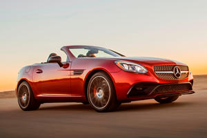 Unlike The BMW Z4, The Mercedes-Benz SLC Could Be Living On Borrowed Time